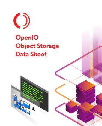 OpenIO Object Storage for Big Data - Preview
