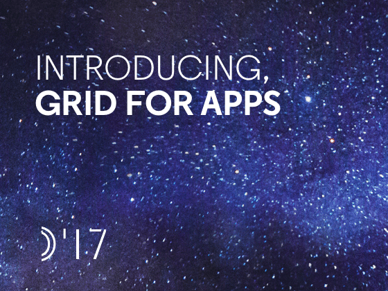 Introducing Grid for Apps - Preview