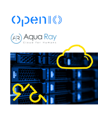 How Aqua Ray Leverages OpenIO's Conscience Technology to Build a Flexible Storage Infrastructure - Preview