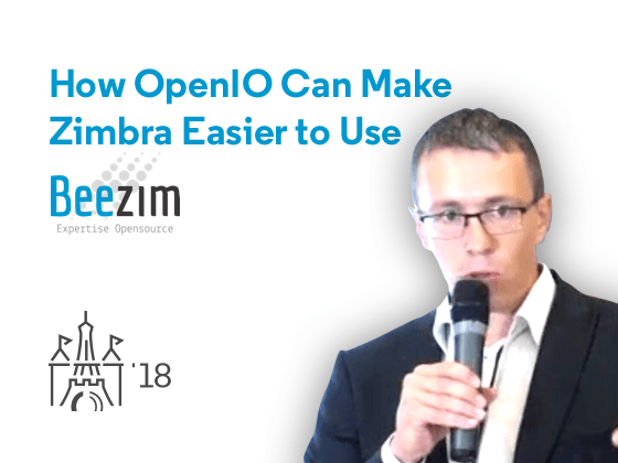 How OpenIO Can Make Zimbra Collaborative Platform Easier to Use - Preview