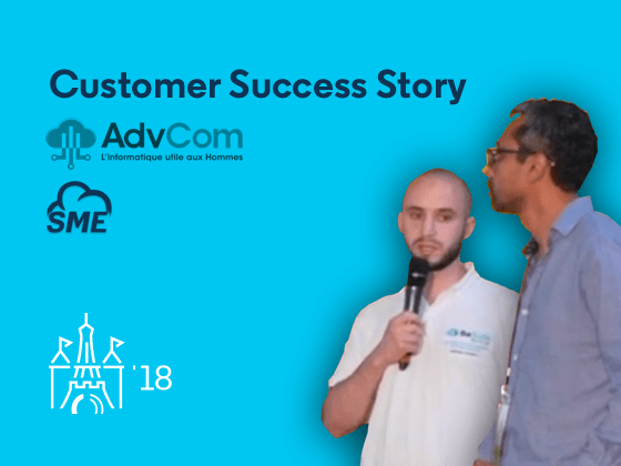 Customer Success Story: ADVCom & SME - Preview