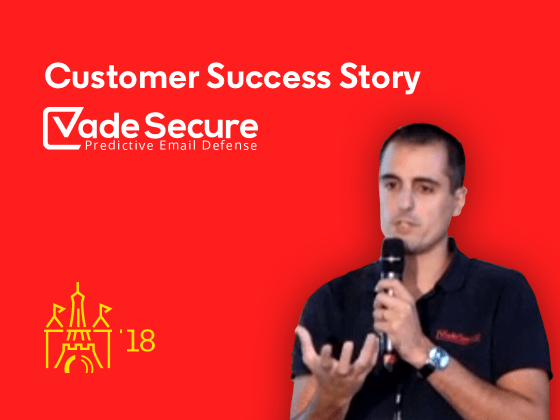 Customer Success Story: Vade Secure - Preview