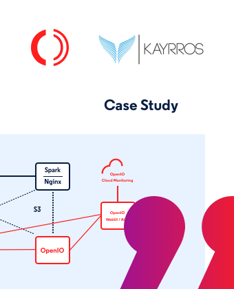 Kayrros uses OpenIO for Big Data Storage - Preview