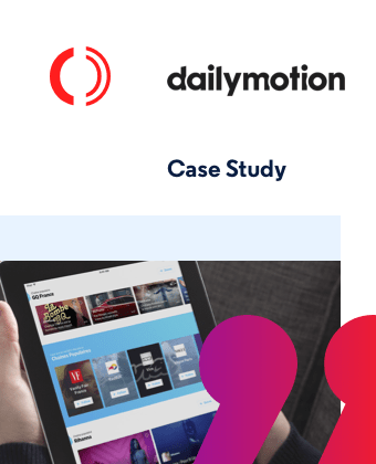 Dailymotion uses OpenIO for its Primary Storage Tier - Preview