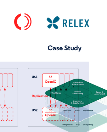 RELEX removes the limits on its big data ambitions with OpenIO Object Storage - Preview